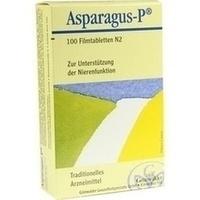 asparagus p filmtabletten 100 st ck apothekensortiment. Black Bedroom Furniture Sets. Home Design Ideas