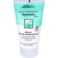 HAUT IN BALANCE Mineral klärende Reinigungscreme
