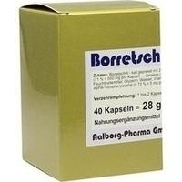 BORRETSCH BIOXERA 500 Kapseln