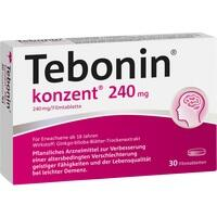 TEBONIN konzent 240 mg Filmtabletten**