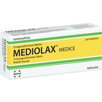 MEDIOLAX Medice magensaftresistente Tabletten**