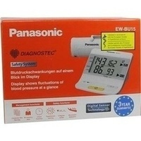 Abbildung von Panasonic Ew-Bu15 Oberarm Blutdruckmesser 1 Stück