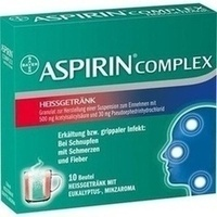 ASPIRIN COMPLEX Heißgetränk Btl.m. Gra.Sus.-Herst.**