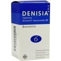 DHU DENISIA 6 Malattie delle vie respiratorie Compresse