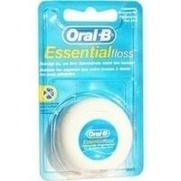 ORAL B Zahnseide ungewachst 50m