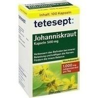 TETESEPT Johanniskraut-Kapseln