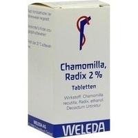 CHAMOMILLA RADIX 2% Tabletten