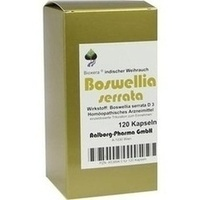 BOSWELLIA serrata Bioxera Kapseln