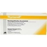 THYMORELL Injektionslösung in Ampullen