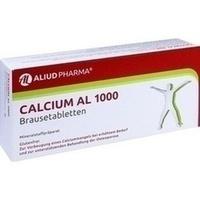 CALCIUM AL 1000 Brausetabletten