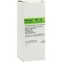 REVET RV 18 Globuli vet.