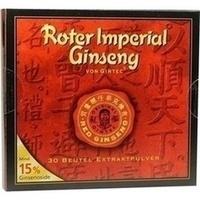 ROTER GINSENG Imper.Gintec Extraktpulver 15%