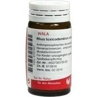 WALA RHUS TOXIXODENDRON COMP. Globuli
