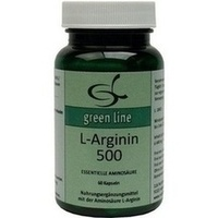 L-ARGININ 500 Kapseln