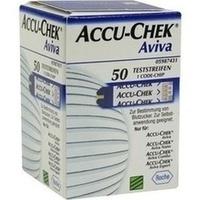 ACCU CHEK Aviva Teststreifen Plasma II