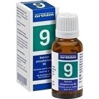 BIOCHEMIE Globuli 9 Natrium phosphoricum D 6**