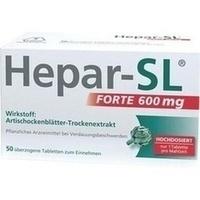 HEPAR SL forte 600 mg überzogene Tabletten