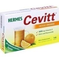 HERMES Cevitt Heiße Orange Granulat