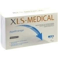 XLS Medical Appetitmanager Kapseln
