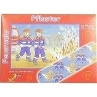 KINDERPFLASTER Feuerwehr Briefchen