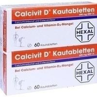 CALCIVIT D Kautabletten