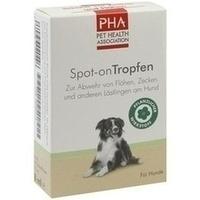 PHA Spot-on Tropfen f.Hunde