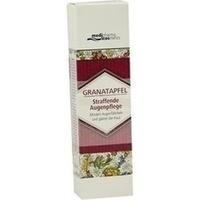 Abbildung von Granatapfel Straffende Augenpflege  Creme 15 ml