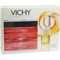 VICHY DERCOS Aminexil Pro Frauen Ampullen