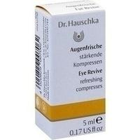 Dr. Hauschka Augenfrische Probierpackung Ampullen  5 ml
