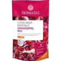 DERMASEL Totes Meer Badesalz+Granatapfel SPA