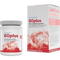 LACTOBACT 60plus magensaftresistente Kapseln