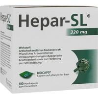 HEPAR SL 320 mg Hartkapseln**