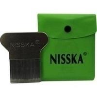 NISSKA Läuse- und Nissenkamm Metall