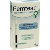 FEMTEST Fruchtbarkeitstest