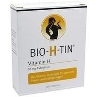 BIO-H-TIN Vitamin H 10 mg Tabletten