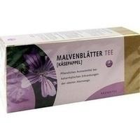 MALVENBLÄTTER Tee Käsepappel Filterbeutel