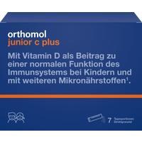 ORTHOMOL Junior C plus Granulat