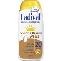 LADIVAL Schutz&Bräune Plus Lotion LSF 20