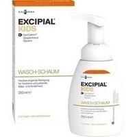 EXCIPIAL Kids Wasch-Schaum