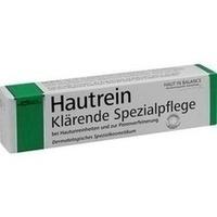 HAUT IN BALANCE Hautrein Klärende Spezialpfl. Cr.