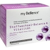 MY BELLENCE Stoffwechsel-Balance&Vitalität Kombip.