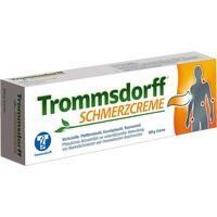 TROMMSDORFF Schmerzcreme