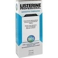 LISTERINE Professional Sensitiv-Therapie Mundspül.