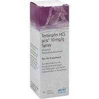 TERBINAFIN HCL acis 10 mg/g Spray
