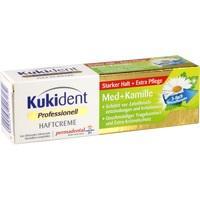 KUKIDENT Haftcreme Med + Kamille