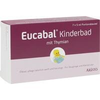 EUCABAL Kinderbad mit Thymian