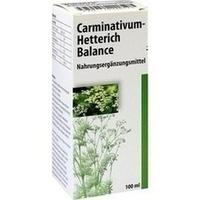 CARMINATIVUM Hetterich Balance Tropfen z.Einnehmen