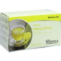SIDROGA Wellness Heiße Zitrone Filterbeutel