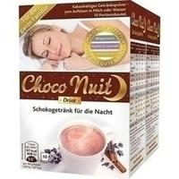 CHOCO Nuit Gute-Nacht-Schokogetränk Pulver