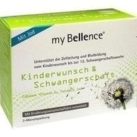 MY BELLENCE Kinderwunsch&Schwangerschaft m.Jod Kpg